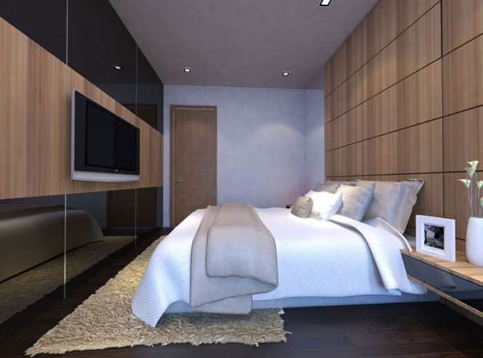 Residences (Interior Design) - Bedroom 1