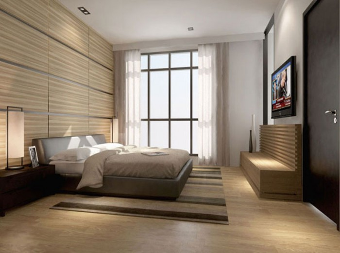 Residences (Interior Design) - Bedroom 2