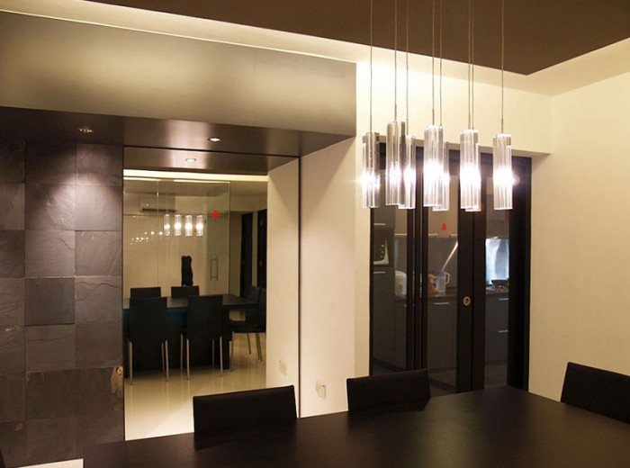 Residences (Interior Design) - Dining Area 1