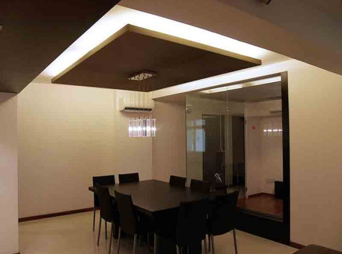 Residences (Interior Design) - Dining Area 2