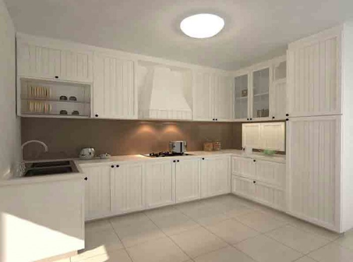 Residences (Interior Design) - Kitchen 2