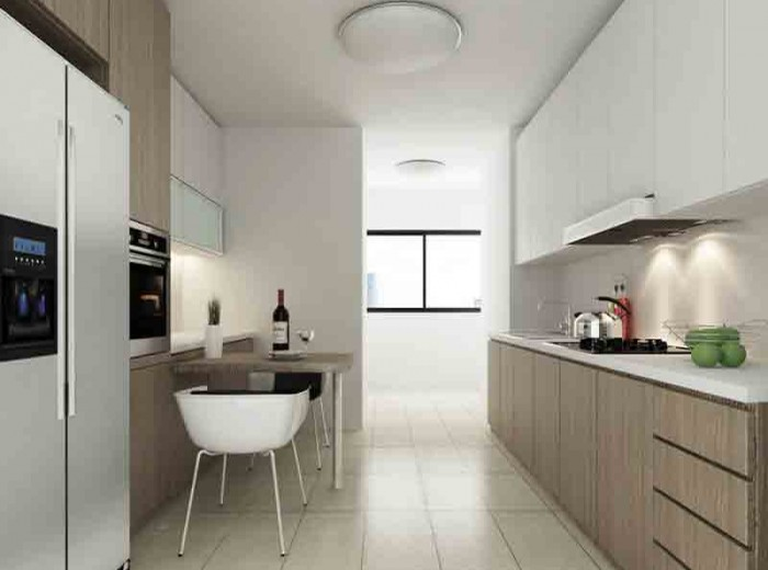 Residences (Interior Design) - Kitchen 3