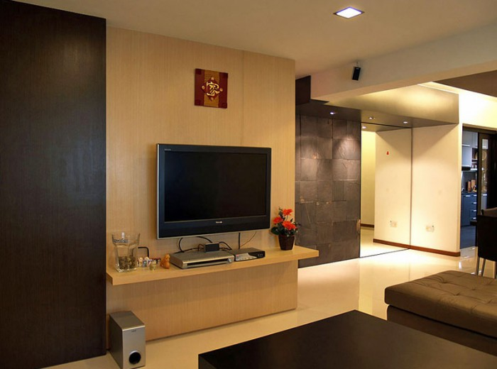 Residences (Interior Design) - LivingRoom 7